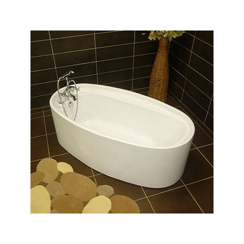 Baignoire ilot contemporaine mod le moorea for Baignoire contemporaine