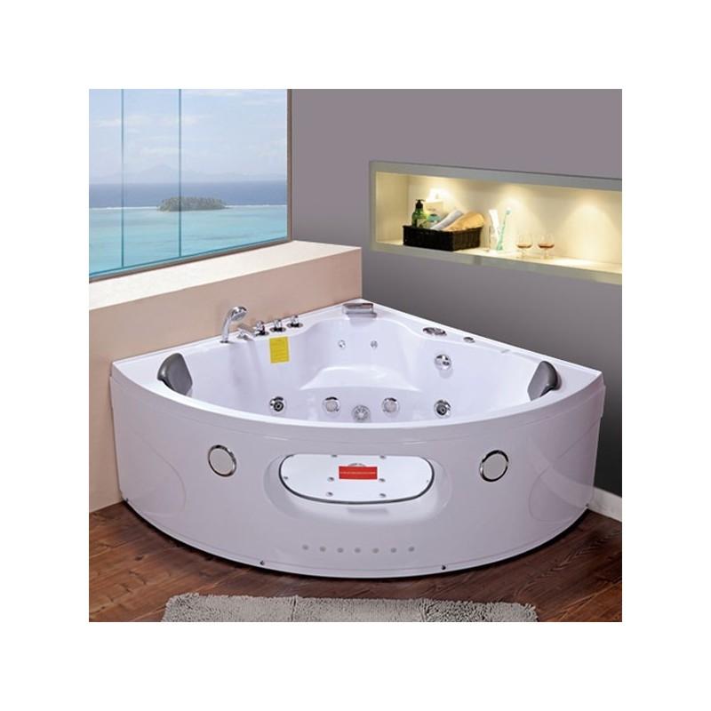baignoire baln o d angle nautilus s. Black Bedroom Furniture Sets. Home Design Ideas