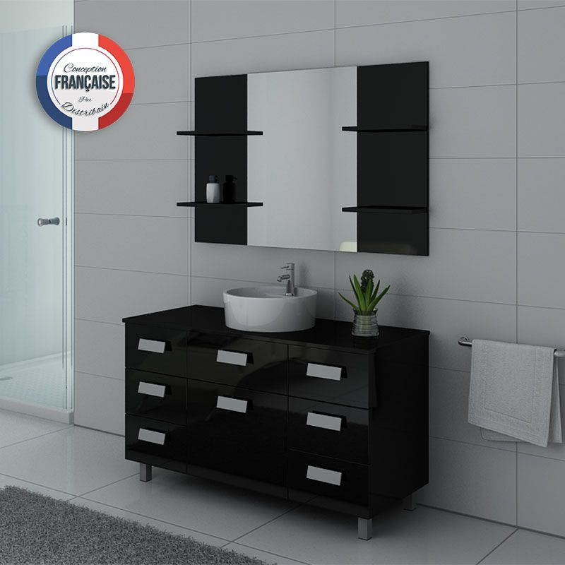meuble de salle de bain simple vasque ref imperial gt. Black Bedroom Furniture Sets. Home Design Ideas