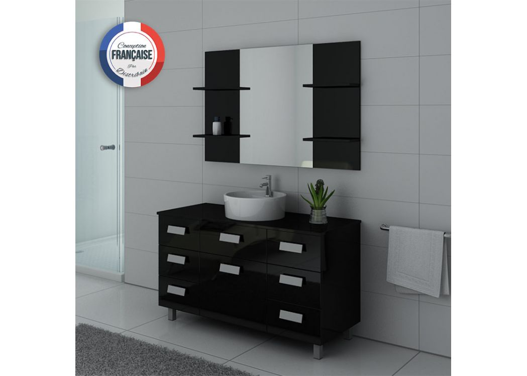Meuble De Salle De Bain Simple Vasque Ref Imperial Gt