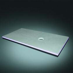 Installez une douche italienne facilement avec Aqua D 180 x 90