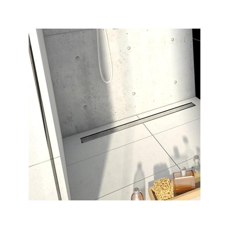 receveur carreler 180x90 avec caniveau receveur de douche carreler 180x90 aqua line. Black Bedroom Furniture Sets. Home Design Ideas