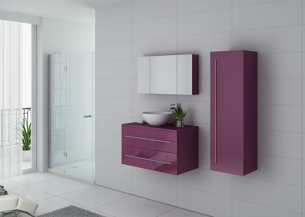 Meuble salle de bain ref cosenza au for Au salle de bain