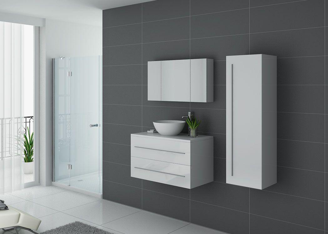 Meuble salle de bain ref cosenza b for Meuble de salle de bain online