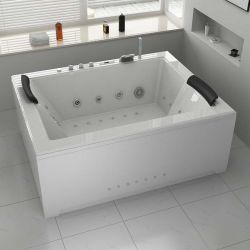 baignoire baln o pas ch re baignoire baln o 2 places salle de bain baln o salledebain online. Black Bedroom Furniture Sets. Home Design Ideas