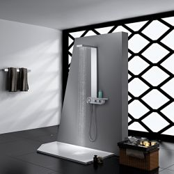 S300 Colonne de douche au design contemporain
