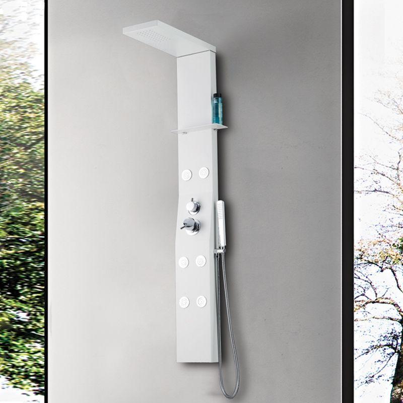 colonne d 39 hydromassage a150 avec 6 plots de micro jets. Black Bedroom Furniture Sets. Home Design Ideas