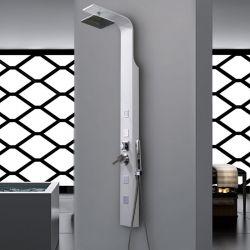 Colonne d'hydromassage design blanche A101