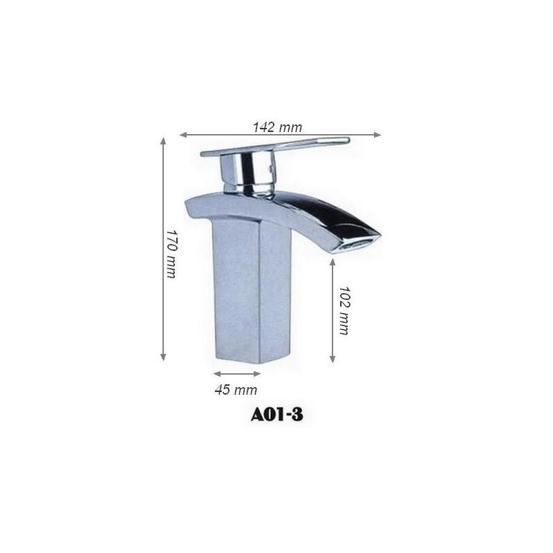 Mitigeur salle de bain SDA01-3