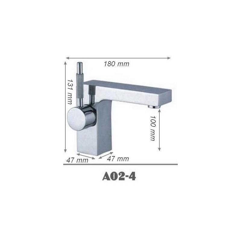 Mitigeur moderne vasque SDA02-4