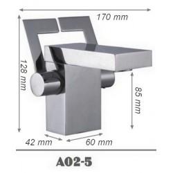 Robinet mélangeur original vasque SDA02-5