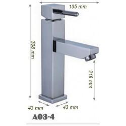 Grand robinet pour vasque ou lavabo SDA03-4