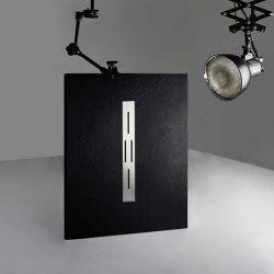Receveur de douche ARDESIA Noir 120x90 cm