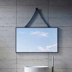 Miroir Rectangulaire Avec contour noir SDVM8045