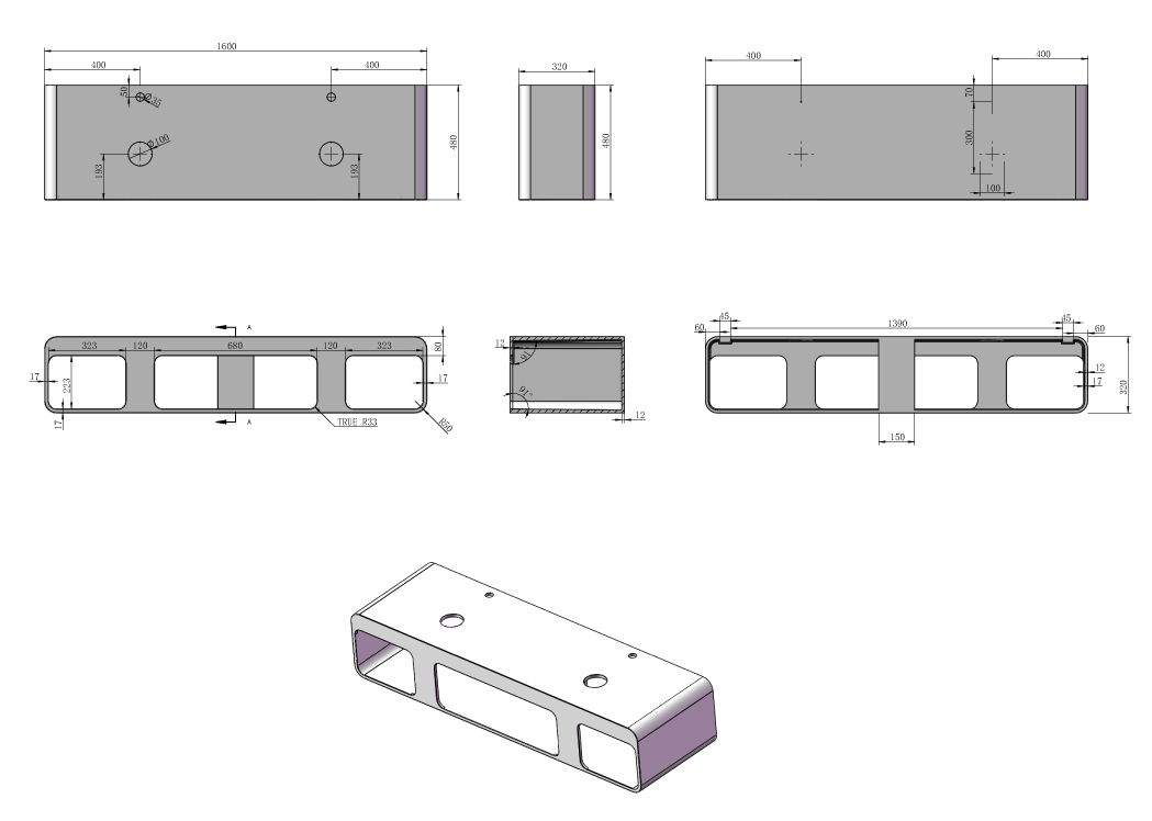 plan de toilette sdk53 vasque sdv13. Black Bedroom Furniture Sets. Home Design Ideas