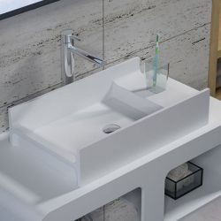 Vasque à poser en solid surface SDV71