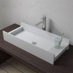 Vasque à poser en solid surface SDV72
