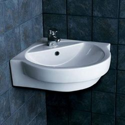 Lave mains suspendu pour votre salle de bain SD3002