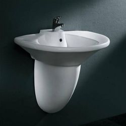 Lave mains suspendu pour votre salle de bain SD3003
