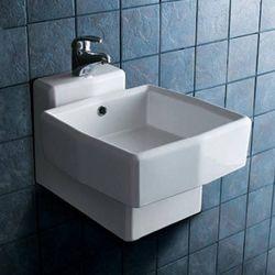 Lave mains original vasque carrée pour WC SD3037