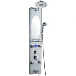 Colonne de massage pour douche italienne V613-328-D