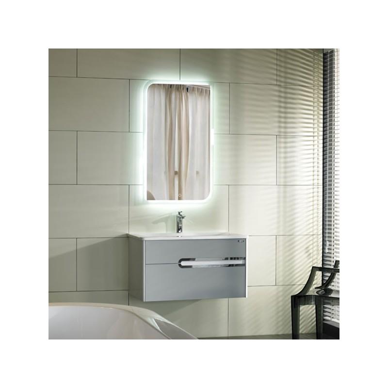 Meuble salle de bain en mdf pr mont r f sdzh 22088 for Meuble salle de bain mdf