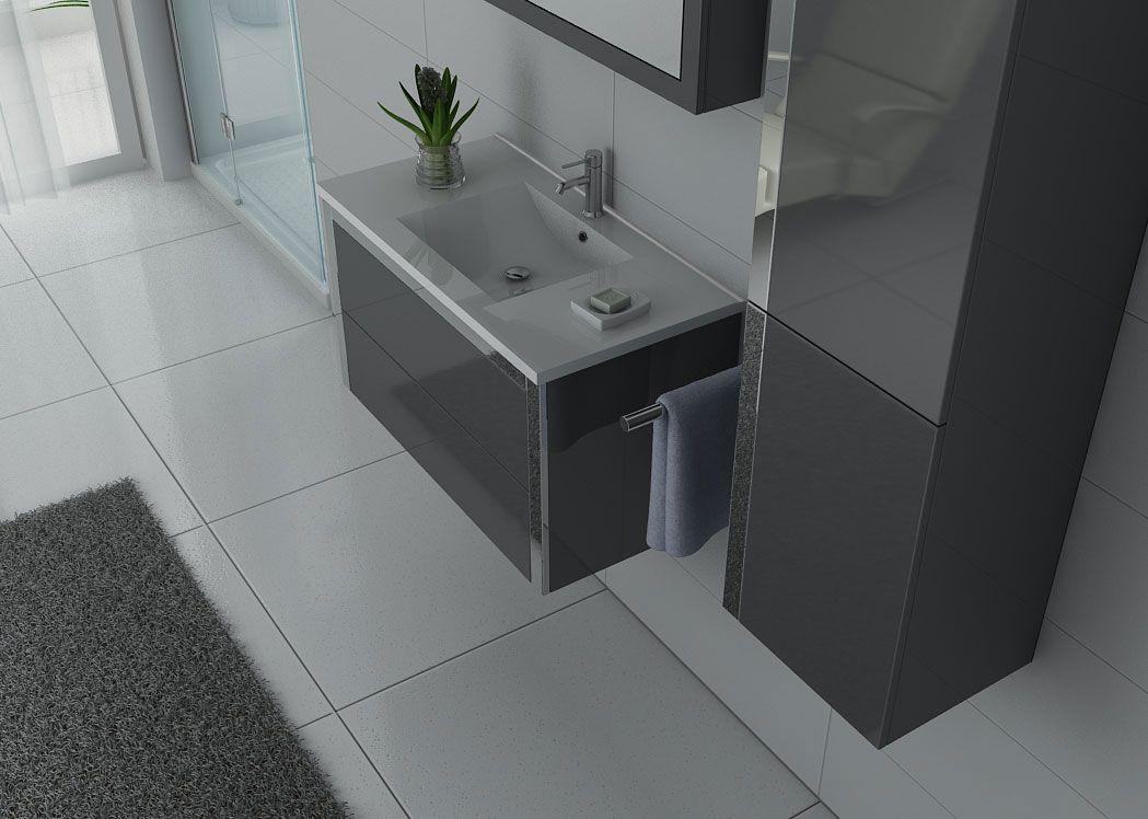meuble salle de bain ref dis025 900gt. Black Bedroom Furniture Sets. Home Design Ideas