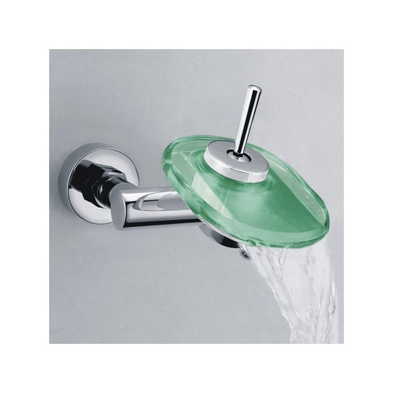 Mitigeur à cascade en verre trempé SDS014C
