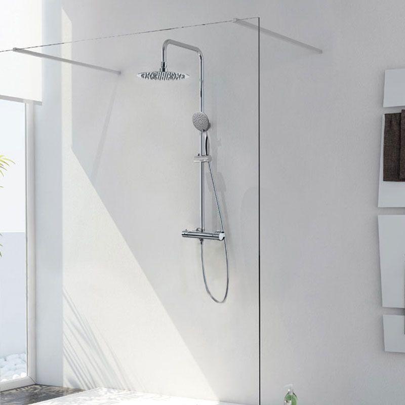 Colonne Luxuria Thermostatique dans une salle de bain