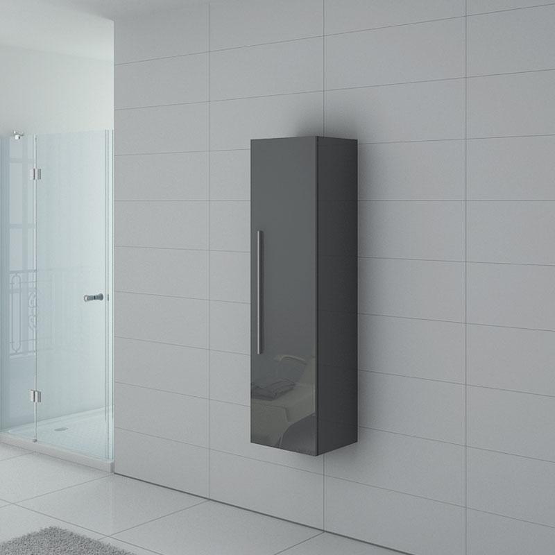 Colonne de salle de bain gris taupe, colonne de salle de ...