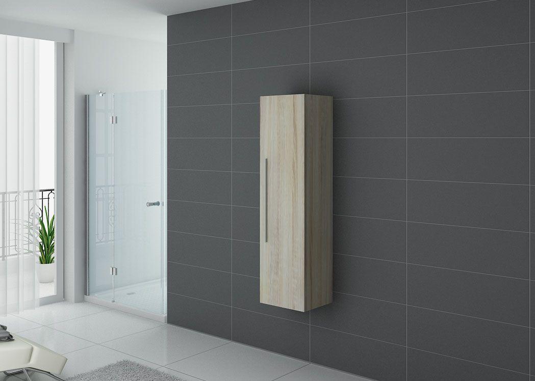 colonne de salle de bain scandinave meuble colonne couleur bois colonne de rangement en bois. Black Bedroom Furniture Sets. Home Design Ideas