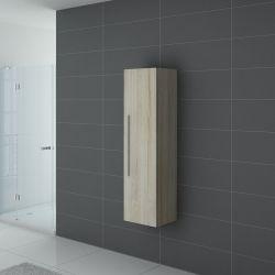 Colonne de rangement PAL150SC pour salle de bain