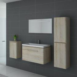 Meubles salle de bain SORRENTO SC Scandinave - Salledebain Online