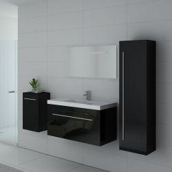 Meuble de salle de bain SANREMO N Noir