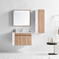 Meuble de salle de bain simple vasque Otranto-800
