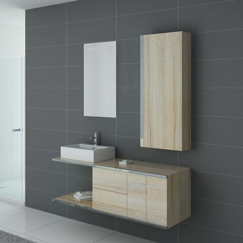 Meubles salle de bain DIS9450SC Scandinave