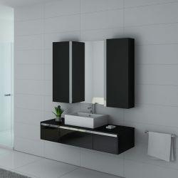 Meubles de salle de bain DIS9650N Noir