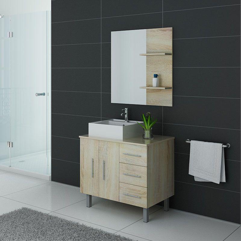 Meubles salle de bain FLORENCE Scandinave
