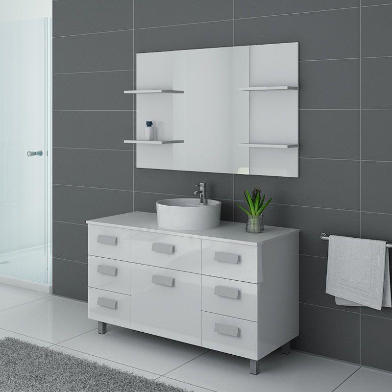Meubles salle de bain IMPERIAL Blanc