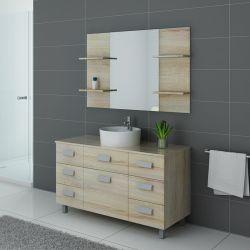 Ensemble de meuble salle de bain IMPERIAL Scandinave