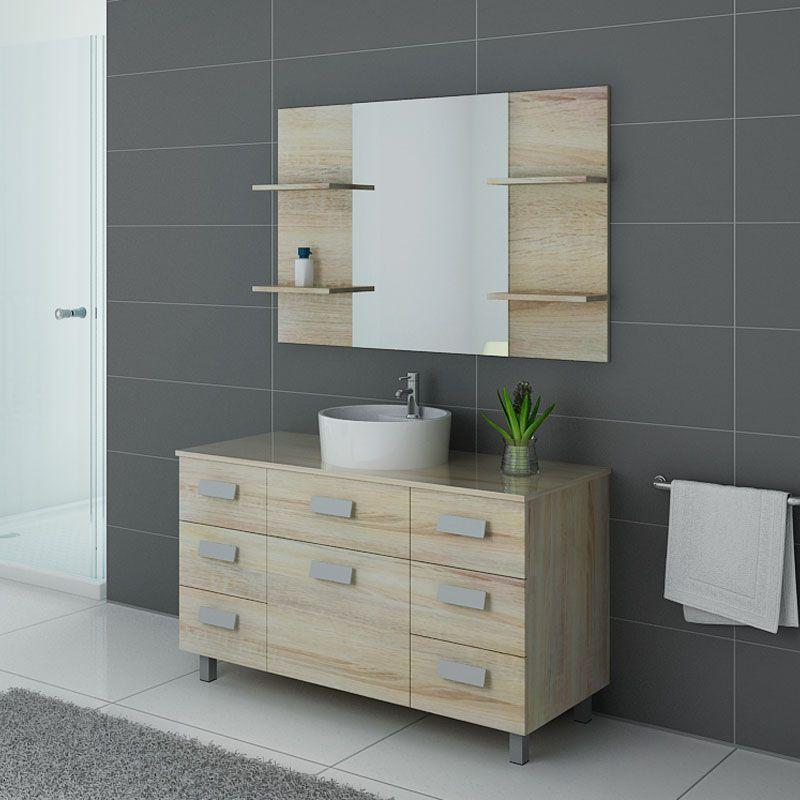 Meuble imp rial pour salle de bain scandinave meuble Meuble vasque pour petite salle de bain
