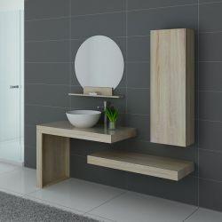 ensemble de salle de bain bosi Scandinave MONZA
