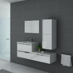 Meubles salle de bain Sublissimo Blanc