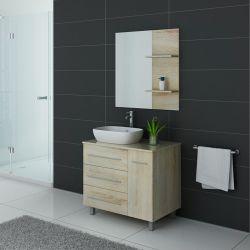 Meubles salle de bain TOSCANE Scandinave