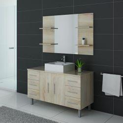 Ensemble salle de bain TURIN Scandinave