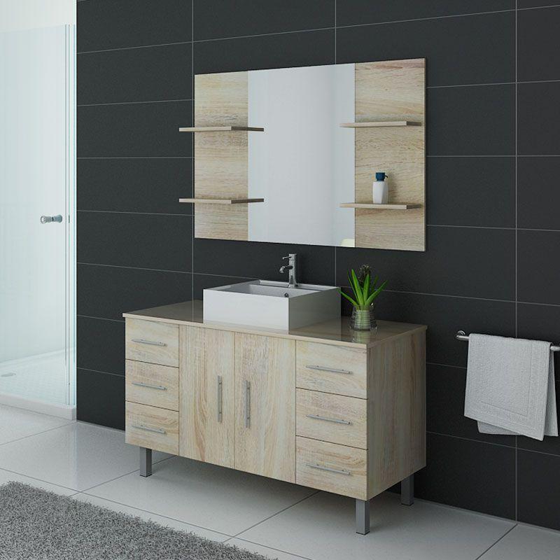 Meubles salle de bain TURIN Scandinave