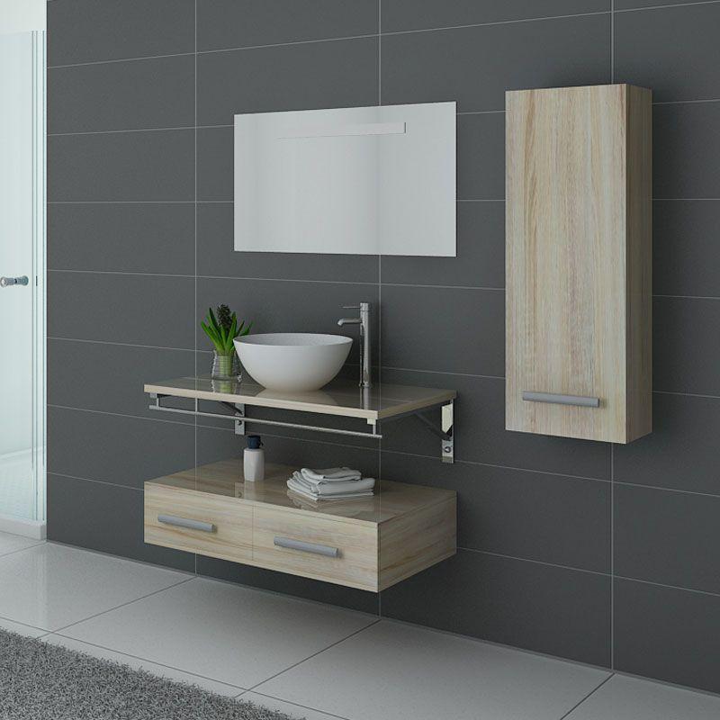 Meubles salle de bain VIRTUOSE Scandinave