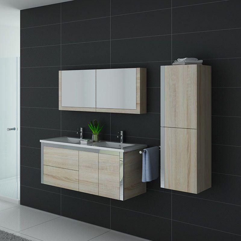 Meubles salle de bain DIS025-1200SC Scandinave