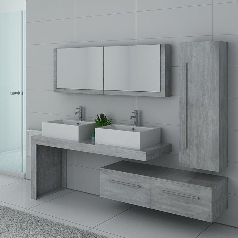 Meuble salle de bain DIS9350BT