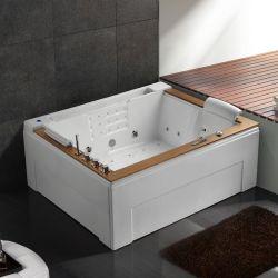 Plan d'implantation de la baignoire D-Haraiki dans votre salle de bain